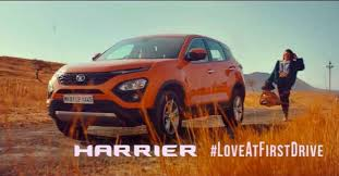 My First Hand Experience of Test Driving Tata Harrier SUV Car